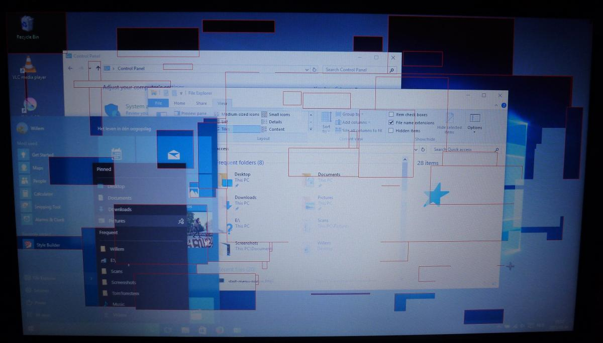 Sorry for the bad quality, but the program used to make screenshots actually crashed.